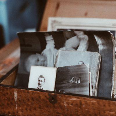 scatola dei ricordi da sistemare con il metodo konmari - foto in CC tatianaberlaffa.com