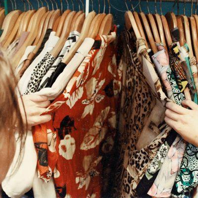 La mia esperienza con il metodo Marie Kondo: i vestiti