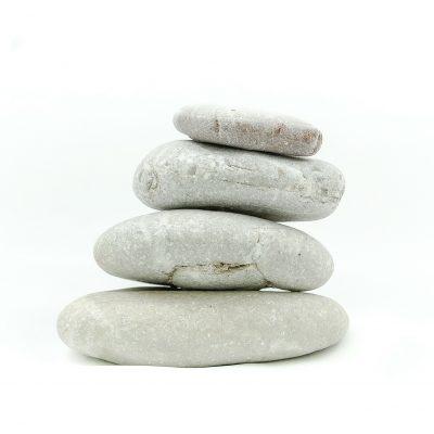 sassi zen mindfulness - foto in CC pubblicata da tatianaberlaffa.com