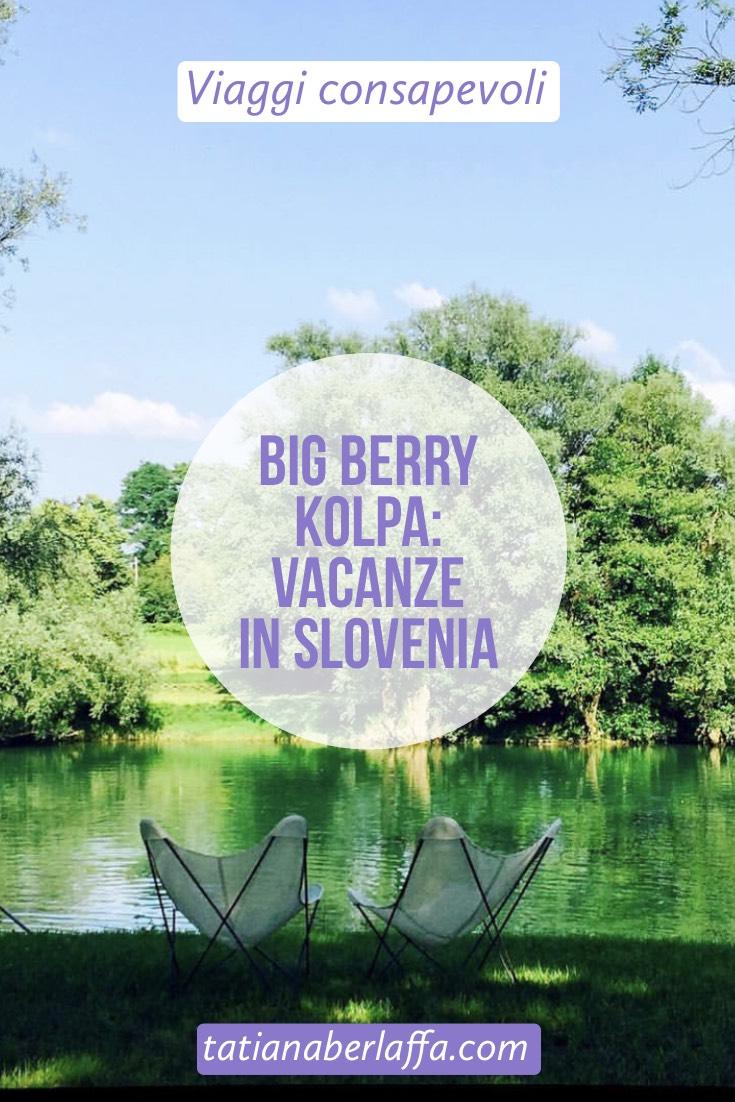 Big Berry Kolpa: vacanze in Slovenia - tatianaberlaffa.com