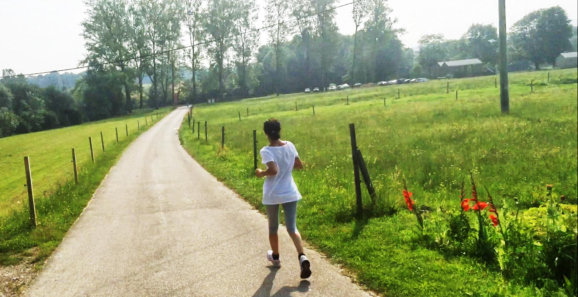Running in Slovenia BigBerryKolpa - foto di tatianaberlaffa.com