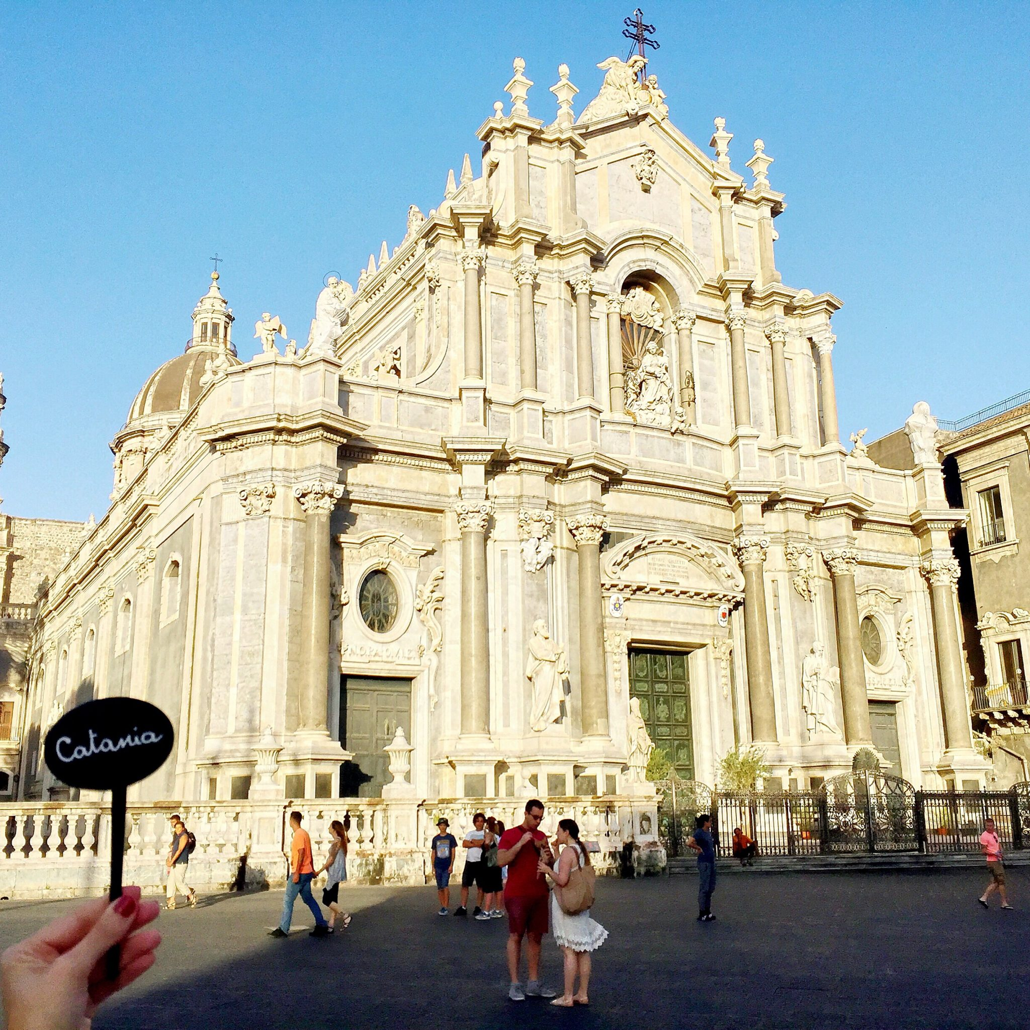 Duomo di Catania - foto di tatianaberlaffa.com