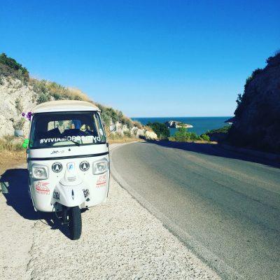 The GIRA: 6 motivi per fare un viaggio in Apecar