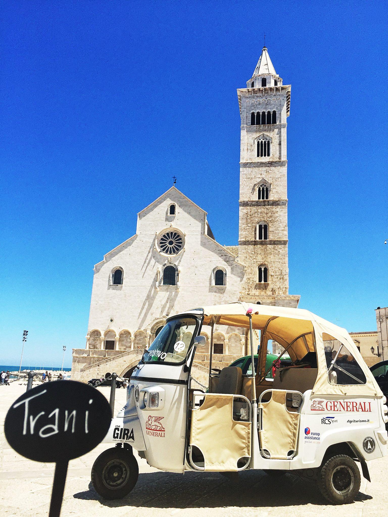 Basilica di Trani - foto di tatianaberlaffa.com