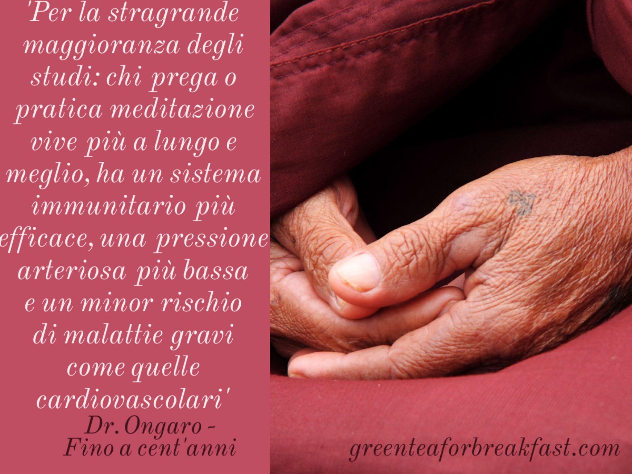 citazione tratta dal libro Fino a cent'anni di Filippo Ongaro - pubblicata da tatianaberlaffa.com