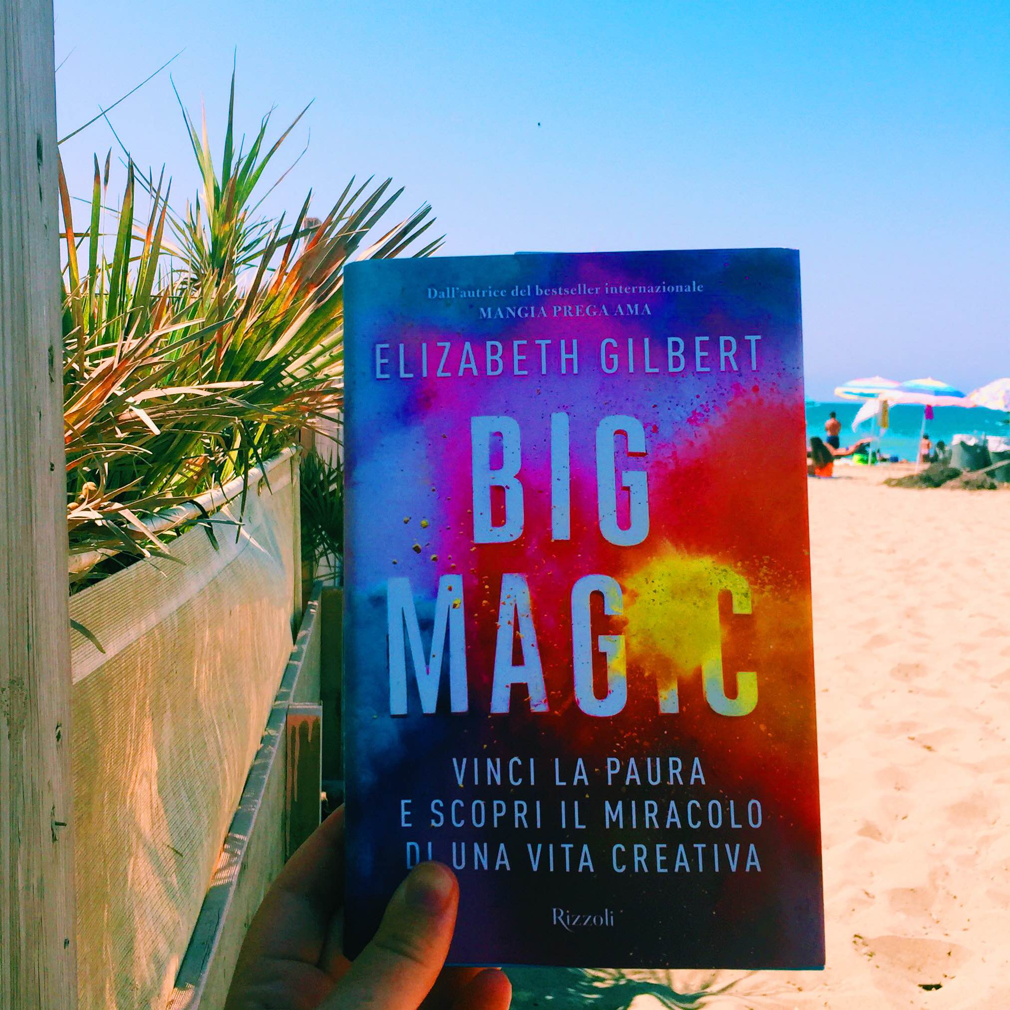 Big Magic di Elizabeth Gilbert - pubblicata da tatianaberlaffa.com
