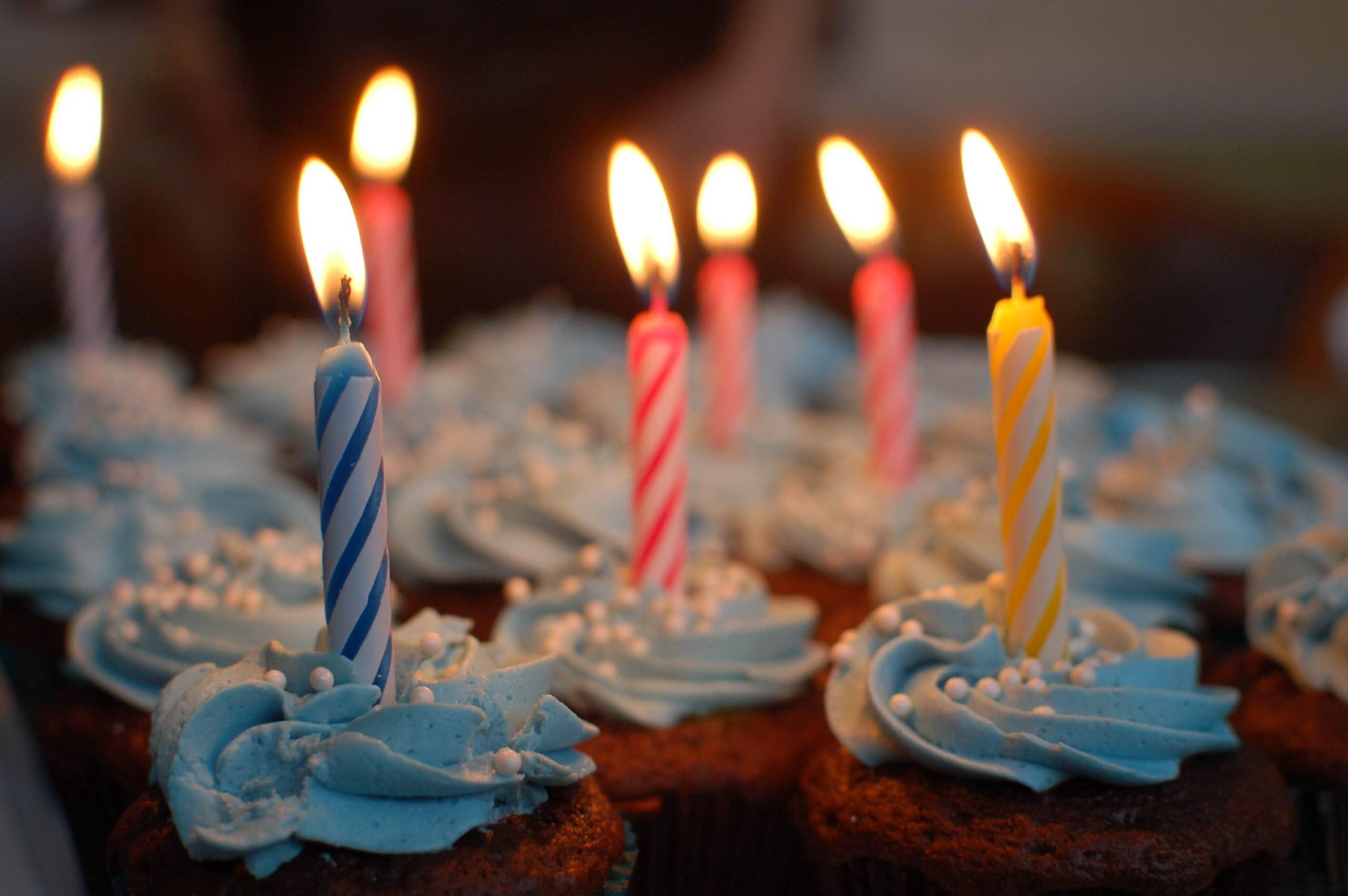 Compleanno: i miei primi 40 anni - immagine in CC pubblicata da tatianaberlaffa.com