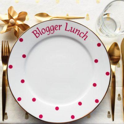Blogger Lunch: un pranzo tra blogger