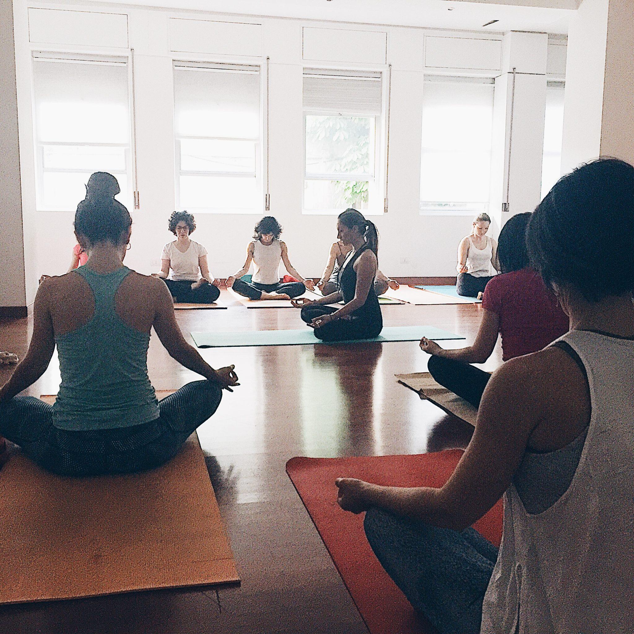 I 5 migliori centri yoga di Milano - BaliYoga - Milano - foto di tatianaberlaffa.com