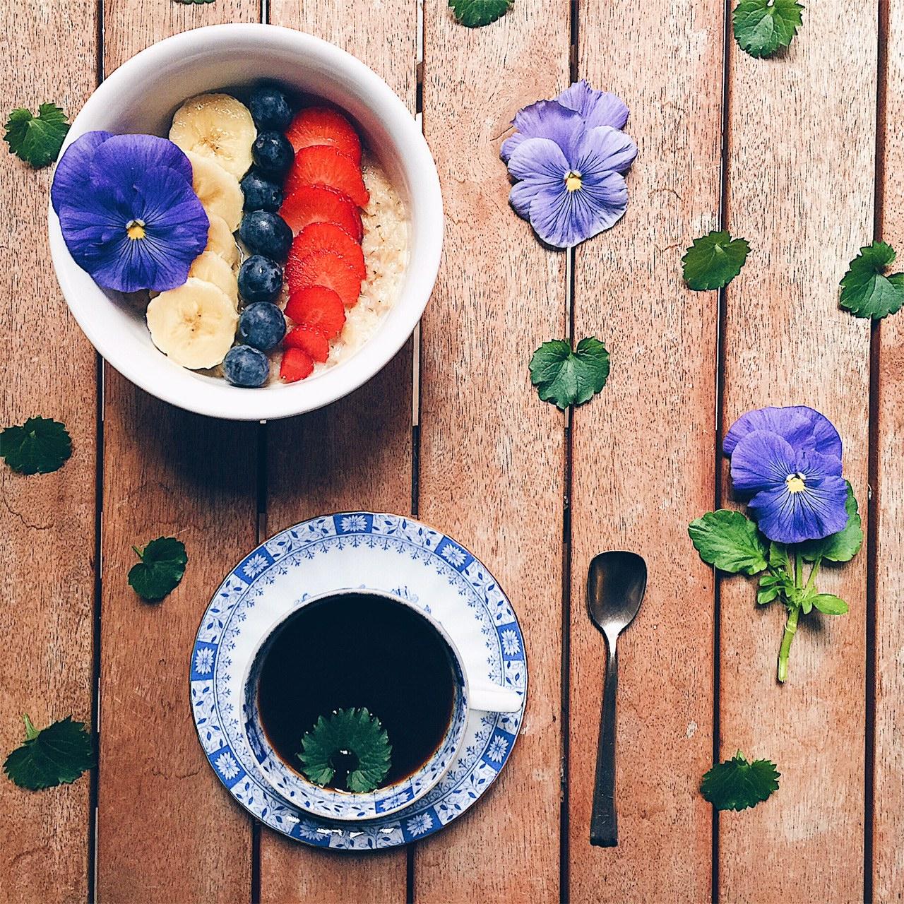 Caffè e porridge - foto di tatianaberlaffa.com