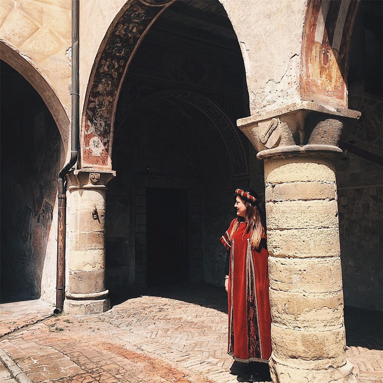 Tour in costume del Castello di Malpaga - foto di tatianaberlaffa.com