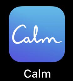 Calm: App Mindfulness per la Meditazione - tatianaberlaffa.com