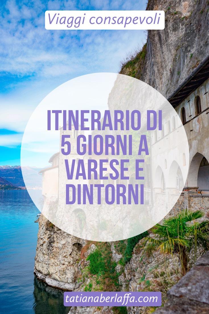 Varese: itinerario di 5 giorni - tatianaberlaffa.com