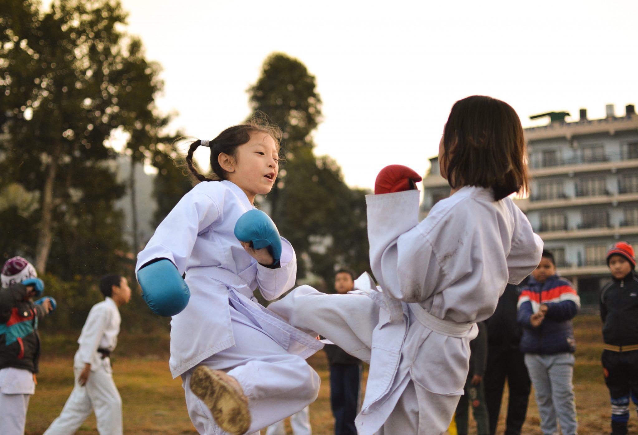 Arti marziali cinesi giapponesi miste: quale scegliere? immagine in CC di tatianaberlaffa.com