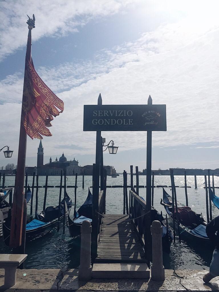 Servizio gondole a Venezia: un'idea per la festa del papà - tatianaberlaffa.com