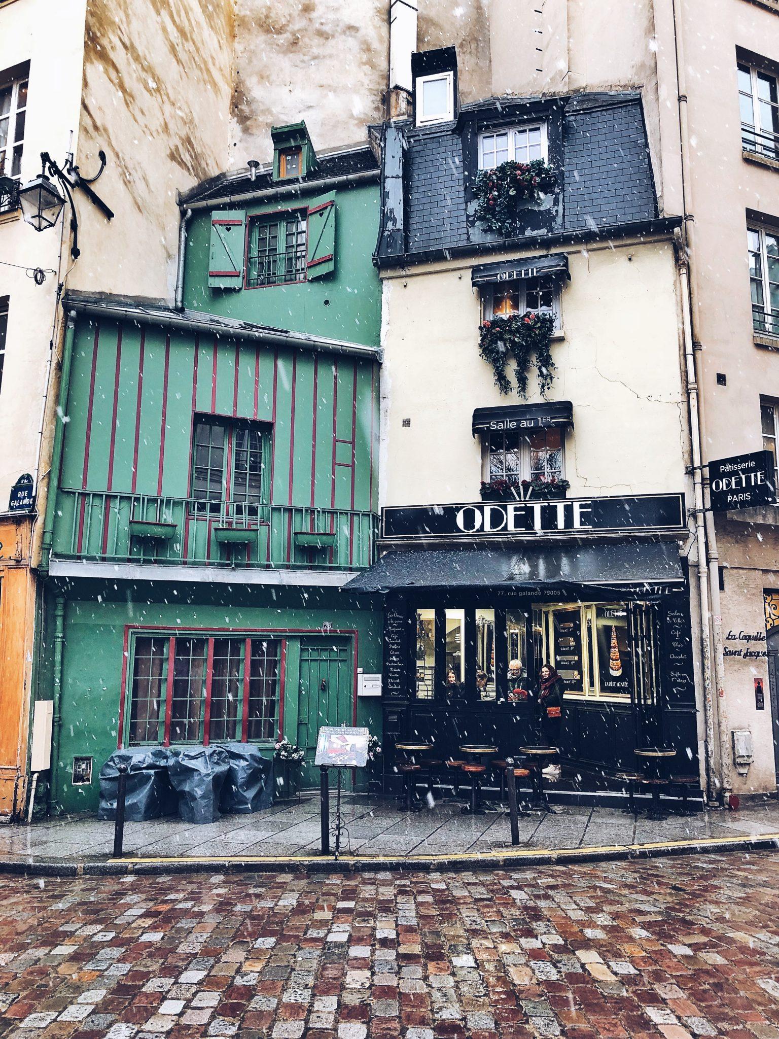 negozio di Montmartre, Parigi - tatianaberlaffa.com