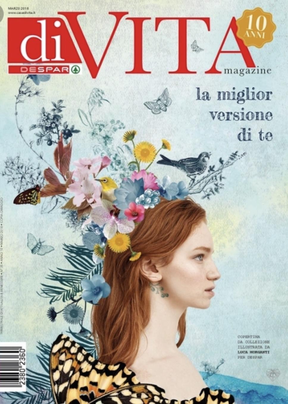 DiVitaMagazine - Marzo 2018 - fonte: despar.it - pubblicato da tatianaberlaffa.com