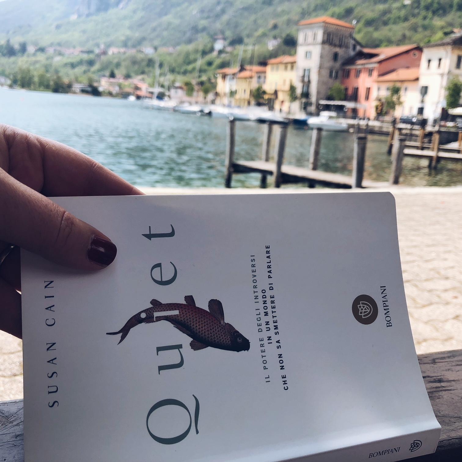 Quiet, un libro sul potere degli introversi e dell'introversione di Susan Cain - foto di tatianaberlaffa.com