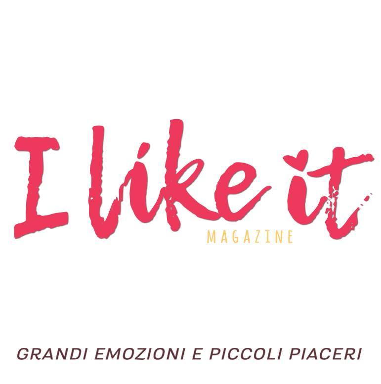 Logo di I like it Magazine - rubrica sulla mindfulness di Tatiana Berlaffa - tatianaberlaffa.com