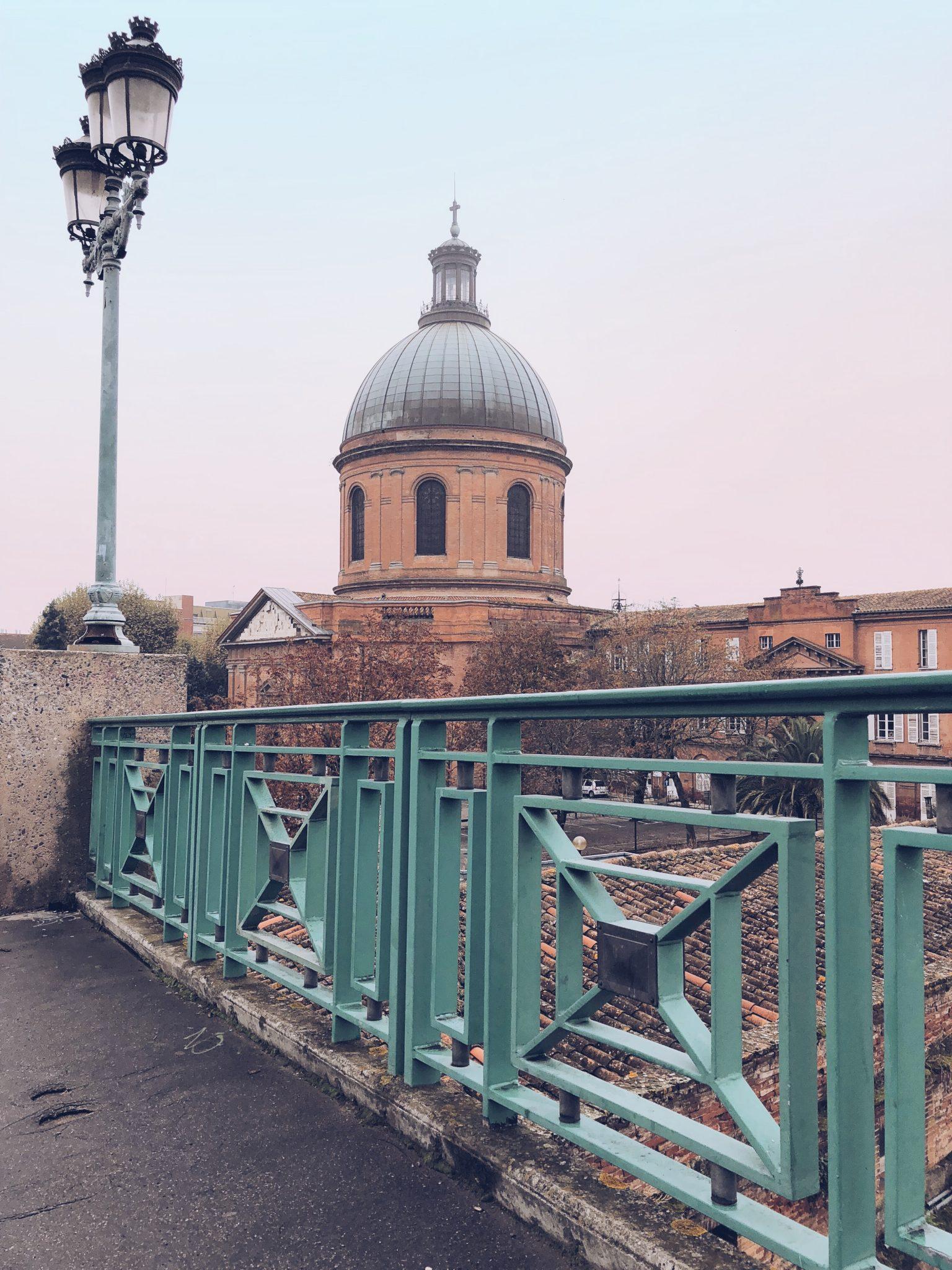 La cupola de la Grave a Tolosa - Tolosa: 3 modi di vedere la città - tatianaberlaffa.com