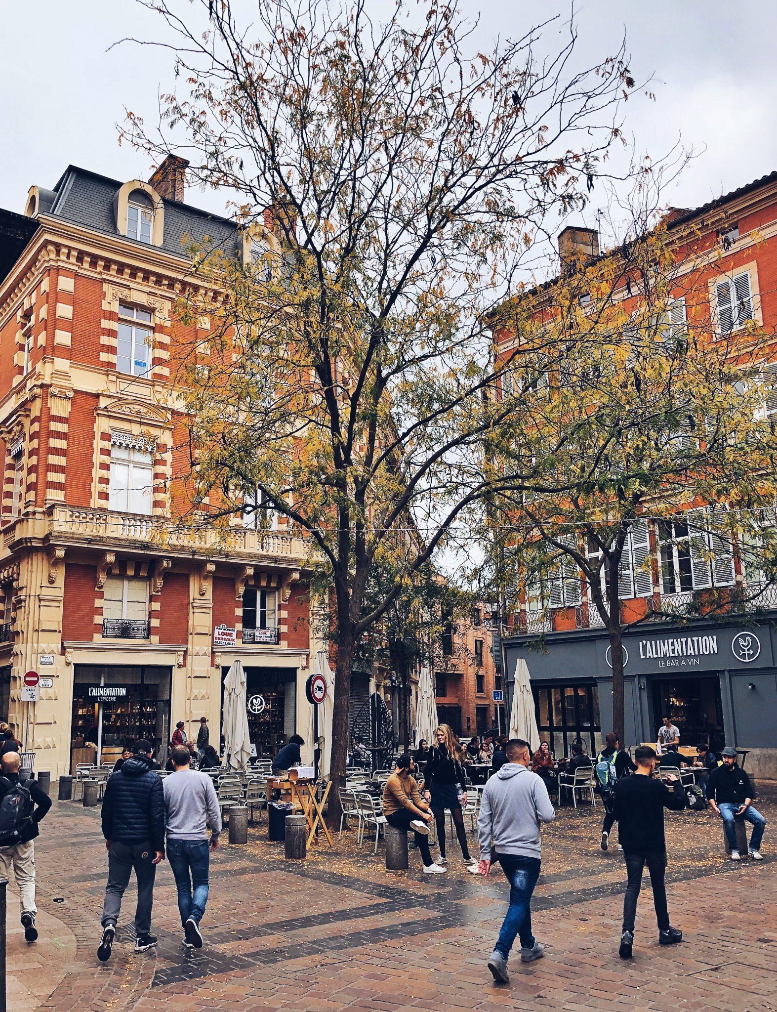 Strade di Tolosa - Tolosa: 3 modi per vederla - tatianaberlaffa.com