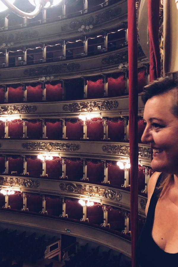 Prima volta alla Scala con un Tour guidato - tatianaberlaffa.com