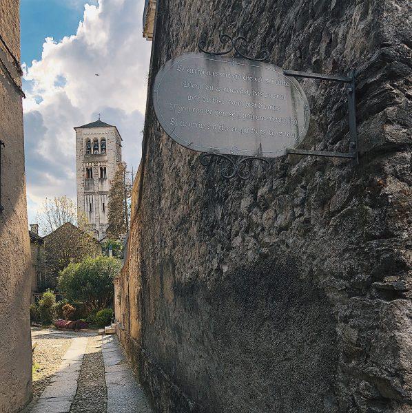 via della meditazione e del silenzio - isola d'Orta San Giulio - tatianaberlaffa.com