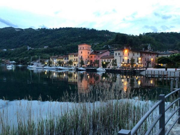 Pella di sera - Lago d'Orta - tatianaberlaffa.com