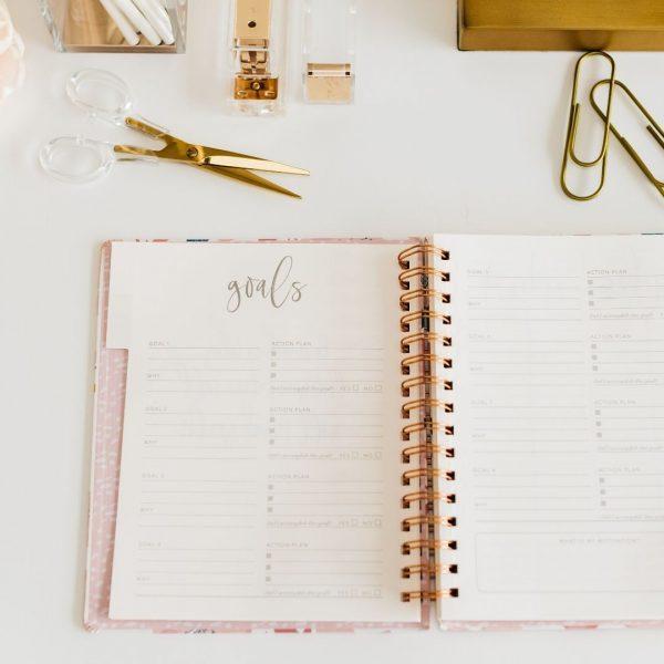 Pianificare gli impegni e gestire il tempo e gli obiettivi