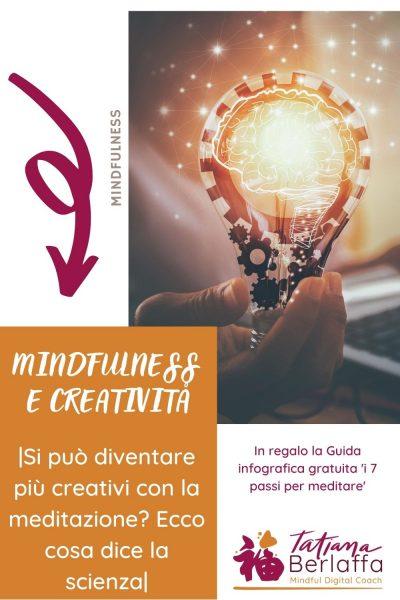 Mindfulness e creatività
