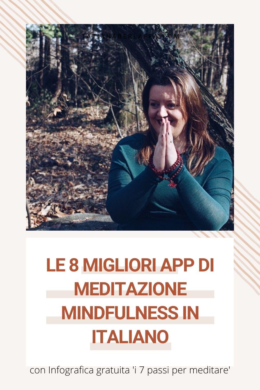 Le 8 migliori App Mindfulness - selezionate da Tatiana Berlaffa